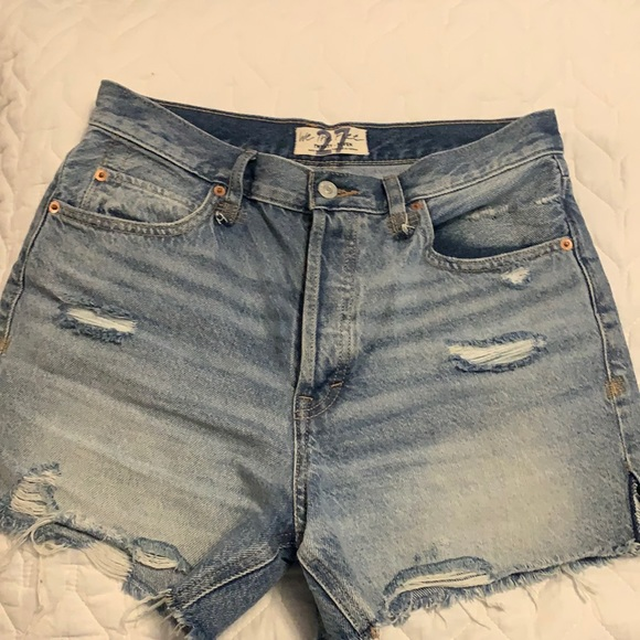 Free People, EXCELLENT CONDITION,High rise